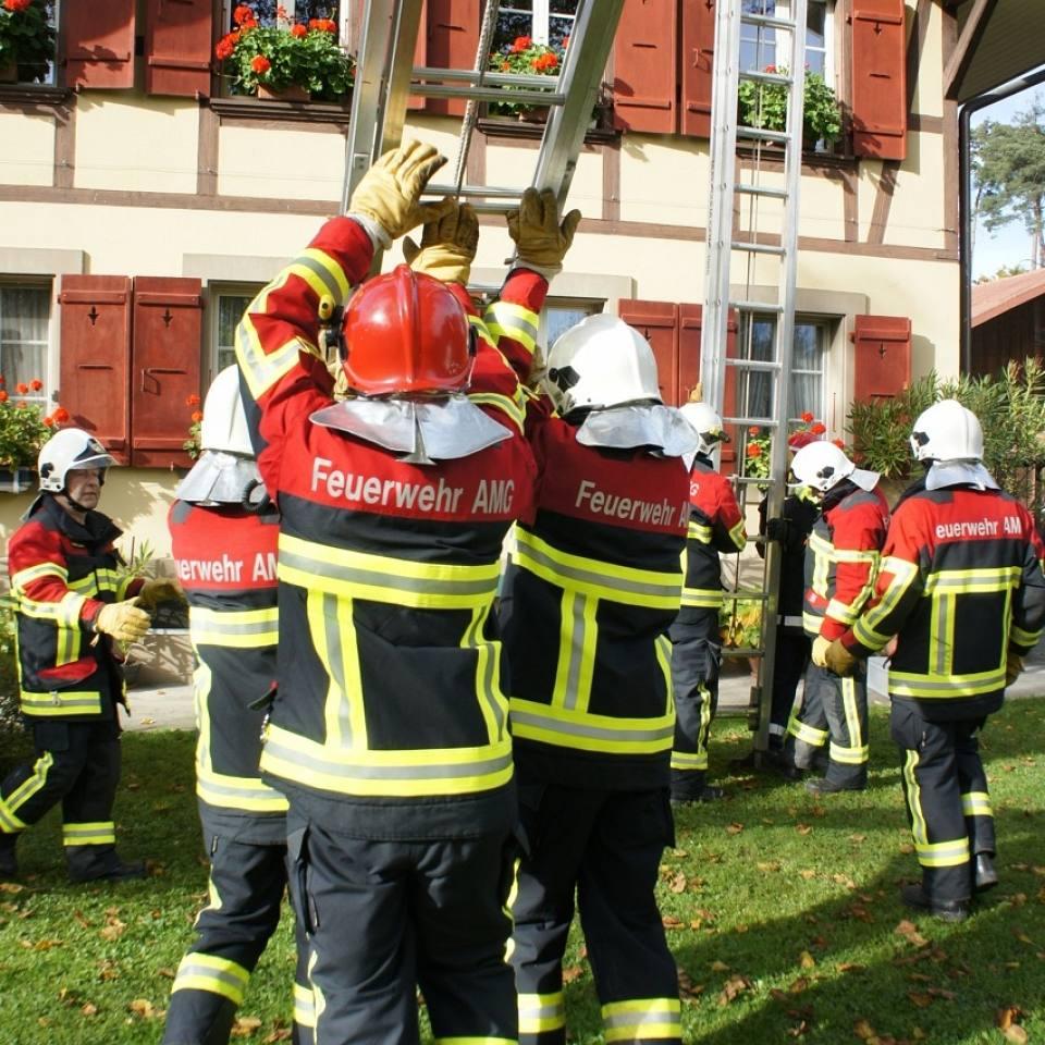 Hauptübung vom 26. Oktober 2013