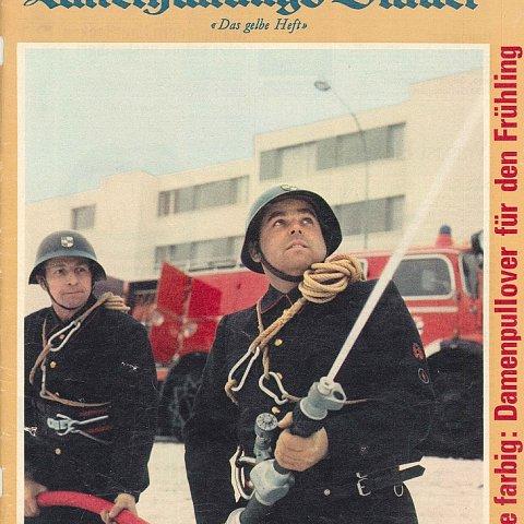 Feuerwehr Muri-Gümligen um 1970