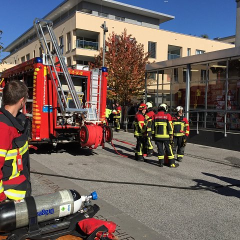 Tag der offenen (Fahrzeug-)Tür:  Die Feuerwehr AMG präsentiert sich der Bevölkerung